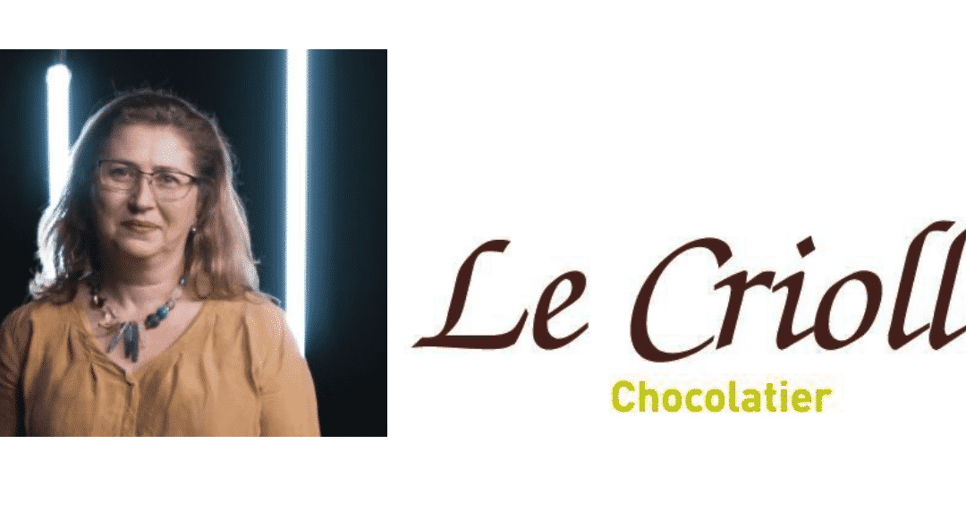 Isabelle BLATEYRON reprend la chocolaterie LE CRIOLLO