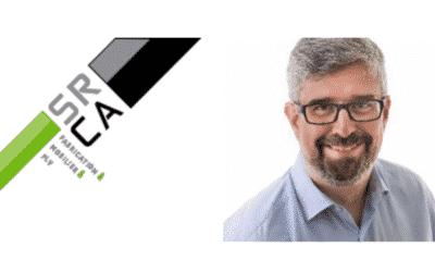 Thomas GAUBERT reprend SRCA et SRLE
