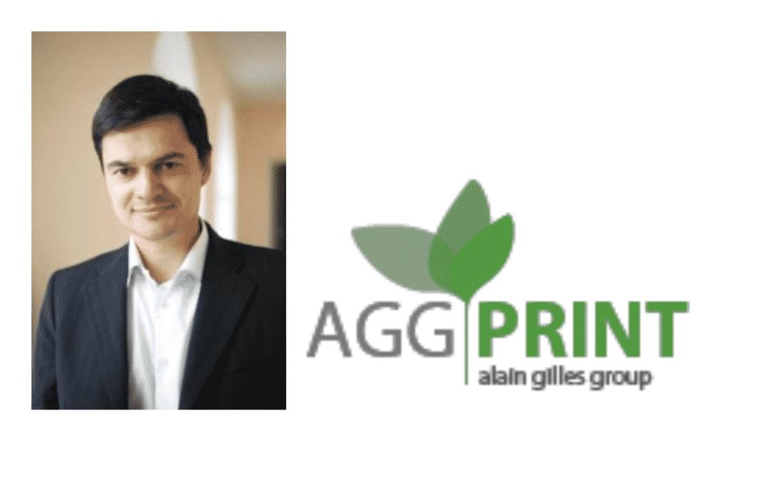 Denis OCHANINE reprend la société AGG PRINT