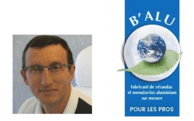 Bruno RUSSIER reprend la société B'ALU