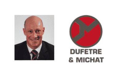 Jérôme MARTEAUX reprend DUFETRE & MICHAT