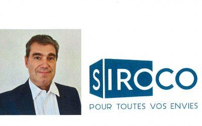 Laurent BOYER reprend SIROCO